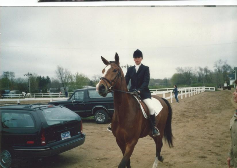 1982 Linda Horse